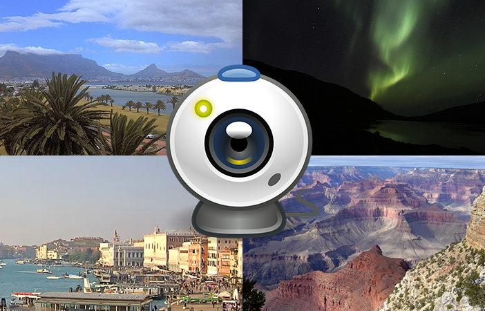16 luoghi da visitare via webcam che sono più belli di ovunque tu sia