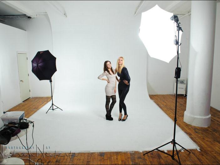 Come allestire uno studio fotografico domestico