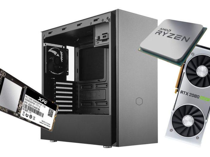 Come costruire un PC da gioco abbastanza potente da affrontare PlayStation 5 e Xbox Series X.
