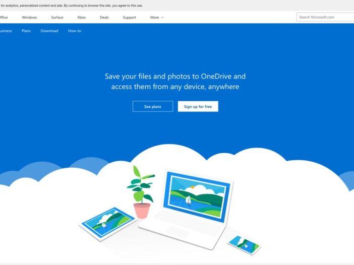 Come utilizzare Dropbox, OneDrive, Google Drive o iCloud come memoria principale