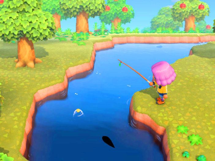 Come catturare un pesce stringa in Animal Crossing: New Horizons