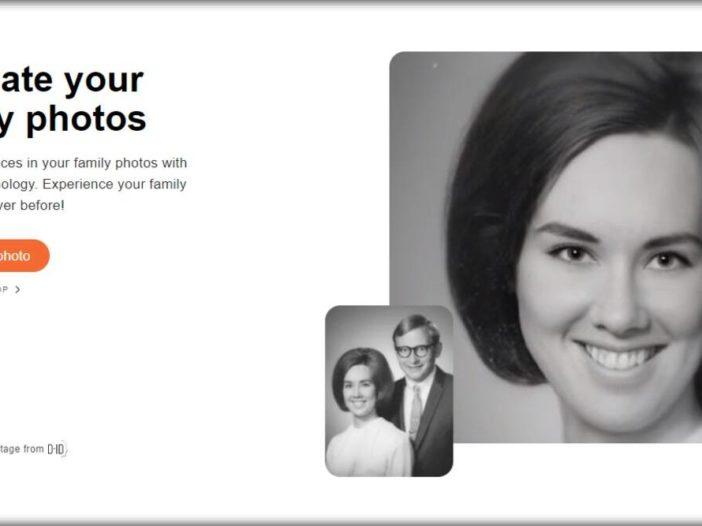 Maak kennis met Deep Nostalgia, een door AI aangedreven trend die historische portretten weer tot leven brengt