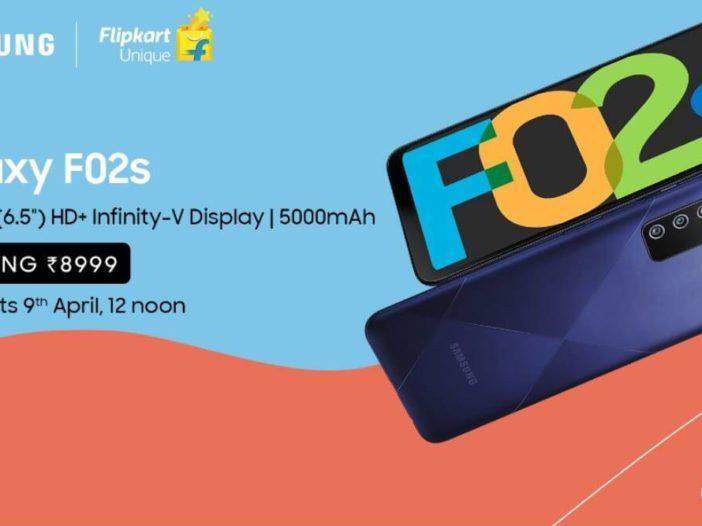 Samsung Galaxy F12, Galaxy F02s gelanceerd in India: details hier