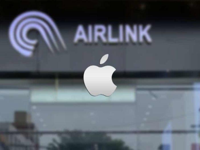 Apple autorizza Airlink a rivendere i suoi prodotti in Pakistan